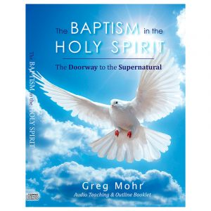 The Baptism In the Holy Spirit Album Cover